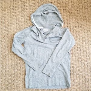 Jcrew Boys Size 14 pull over hoodie